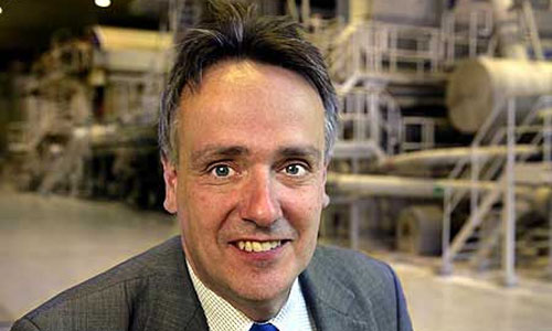 Per Bjurbom appointed as new CEO of European Division of